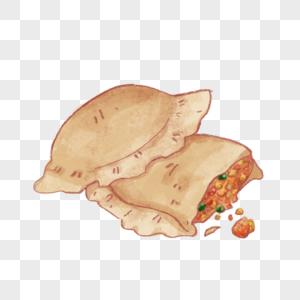 鲜肉饺子图片