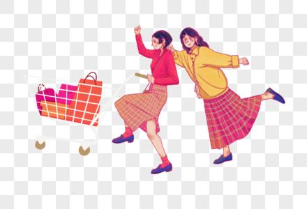 双十一购物节图片