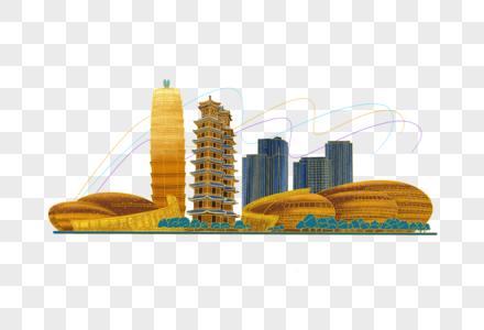 中国郑州图片