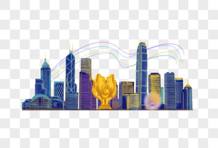 中国香港图片