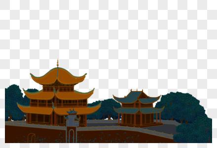 湖南岳阳楼图片