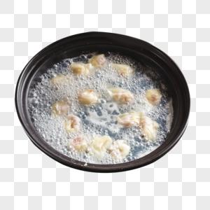 煮馄饨图片