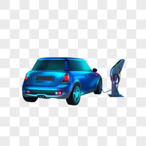 节能充电汽车图片