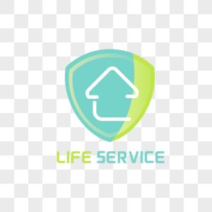 生活服务logo标志图片