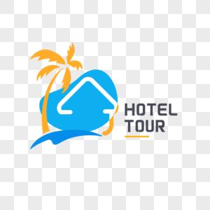 酒店旅游logo图片