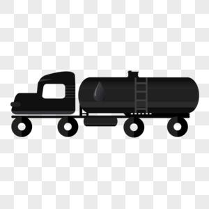 油罐车图片