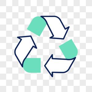 环保标志图片