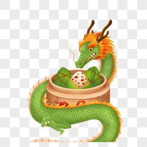 粽子青龙图片