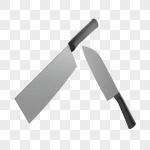 rhino建模厨房刀具图片