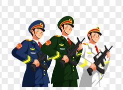 建军节·PNG元素图片