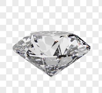 闪耀珠宝白钻图片