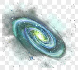 神秘暗色宇宙天体星系图片