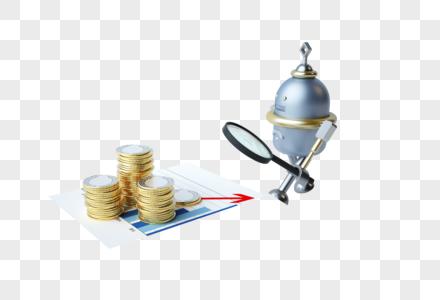 智能金融投资图片
