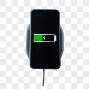 手机智能无线充电图片