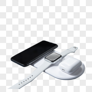 无线智能充电器图片