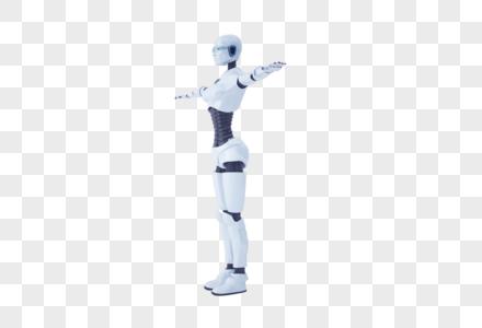 智能机器人手臂图片