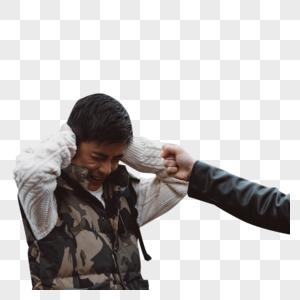 青少年校园暴力安全教育图片