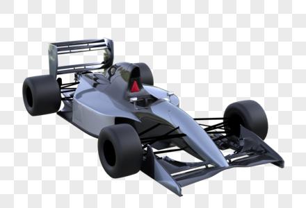 方程式赛车3D模型图片