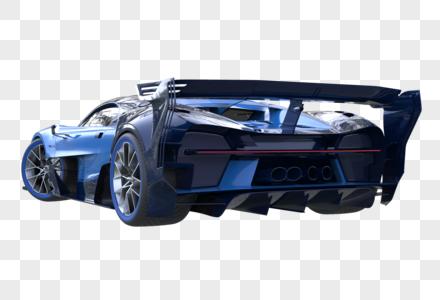 赛车3D模型图片