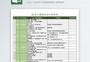 天猫KPI考核表图片