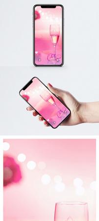 粉色浪漫手机壁纸图片