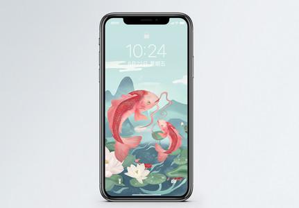 中国风手机屏保图片