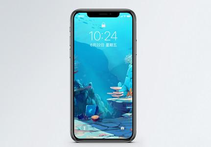 海底世界手机壁纸图片