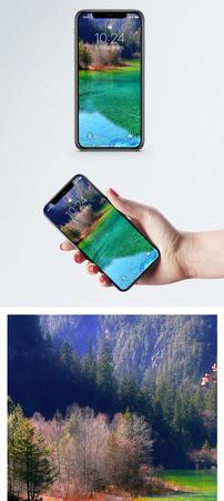 九寨沟手机壁纸图片
