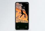 攀岩运动手机壁纸图片