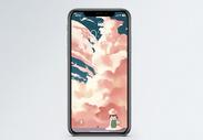 梦幻天空手机壁纸图片