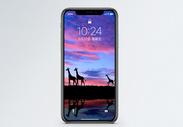 长颈鹿手机壁纸图片