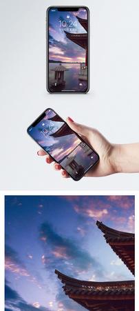 三潭印月手机壁纸图片