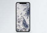西藏雪山手机壁纸图片
