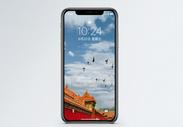 北京故宫紫禁城手机壁纸图片