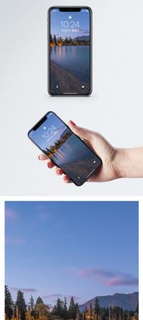 山川湖泊手机壁纸图片