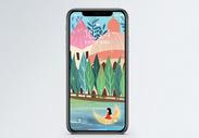 童话世界手机壁纸图片
