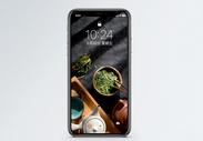 茶叶手机壁纸图片