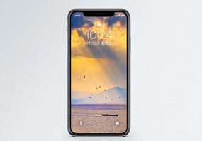 云南玉溪抚仙湖手机壁纸图片