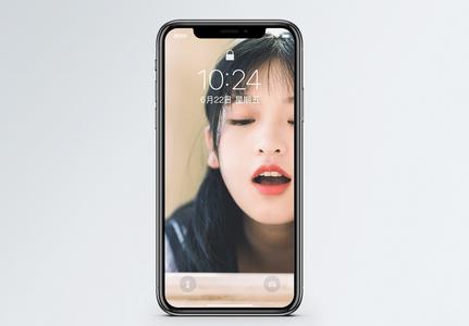 美女手机壁纸图片