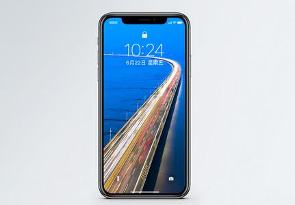 跨海大桥手机壁纸图片