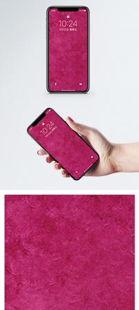 桃红背景手机壁纸图片
