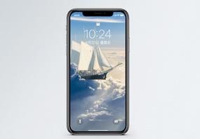 梦飞船手机壁纸图片