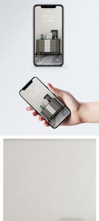 北欧设计手机壁纸图片