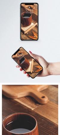 茶具手机壁纸图片
