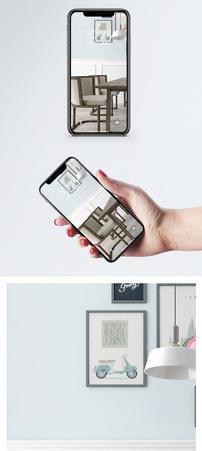 餐厅设计手机壁纸图片