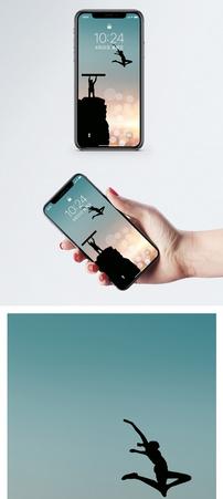 励志背景手机壁纸图片