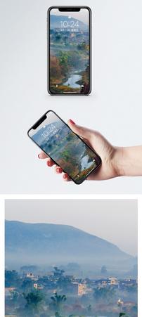 树林手机壁纸图片