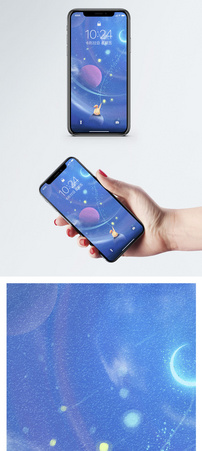 宇宙星河手机壁纸图片