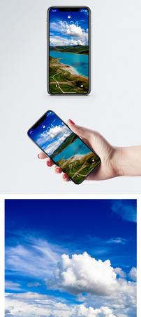 羊卓雍错手机壁纸图片