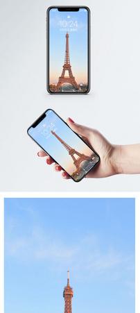 铁塔手机壁纸图片